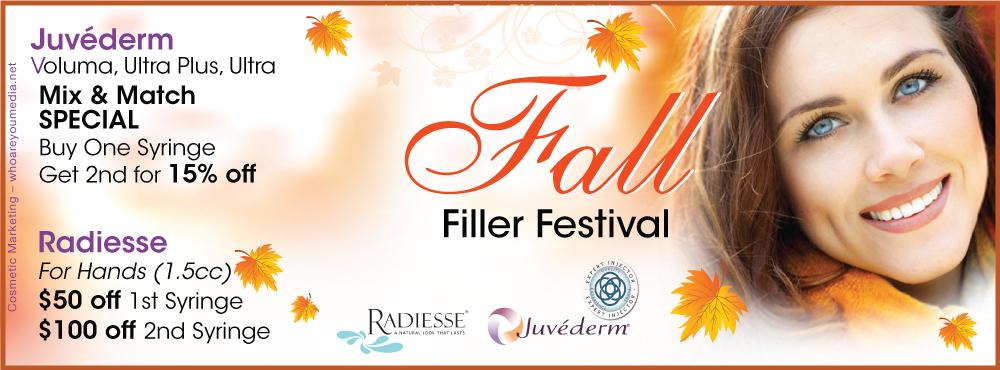 Fall Filler Festival