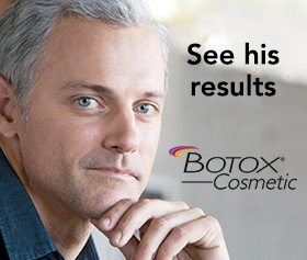 Botox for Men - Father's Day