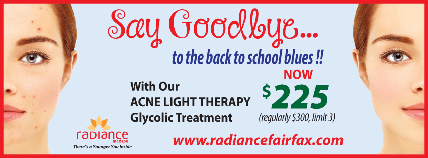 Radiance Acne Light Therapy & Glycolic Treatment Discount
