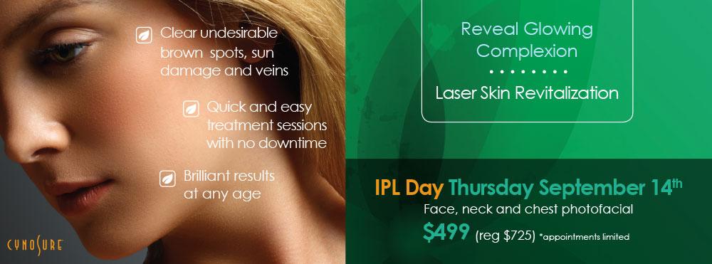 Radiance IPL Day - September 14th