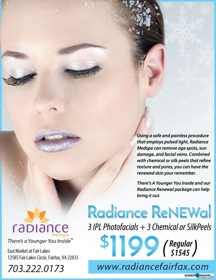 Radiance ReNEWal Special
