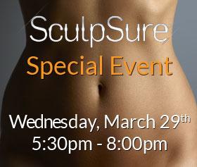 SculpSure Special Event in Fairfax, VA