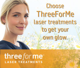 ThreeForMe laser treatments in Fairfax, VA