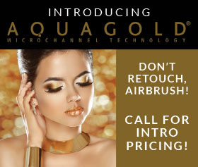 Introducing AquaGold Skin Booster