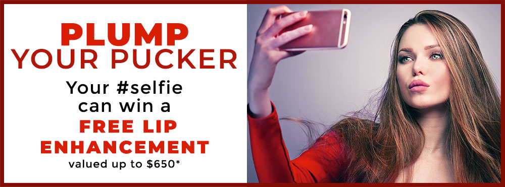 Radiance Plump Your Pucker Selfie Contest