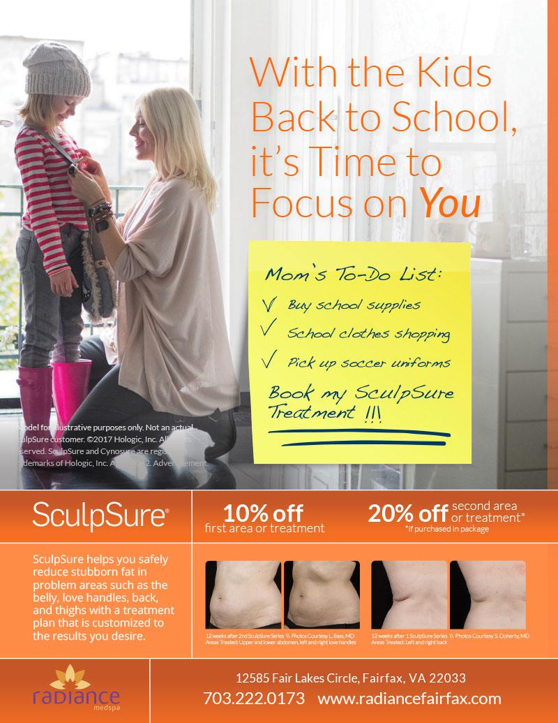 SculpSure fat removal discount
