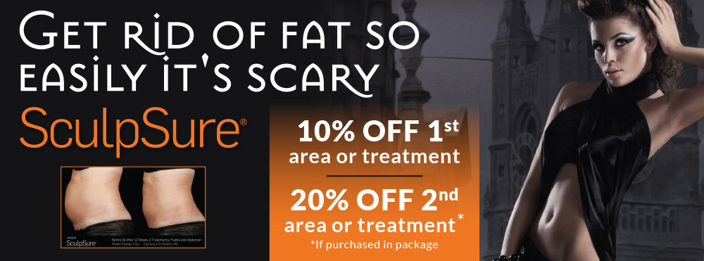 SculpSure Fat Removal Special