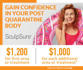 Radiance SculpSure WarmSculpting Discounts