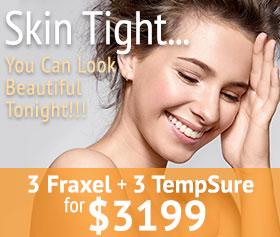 Fraxel & TempSure Special