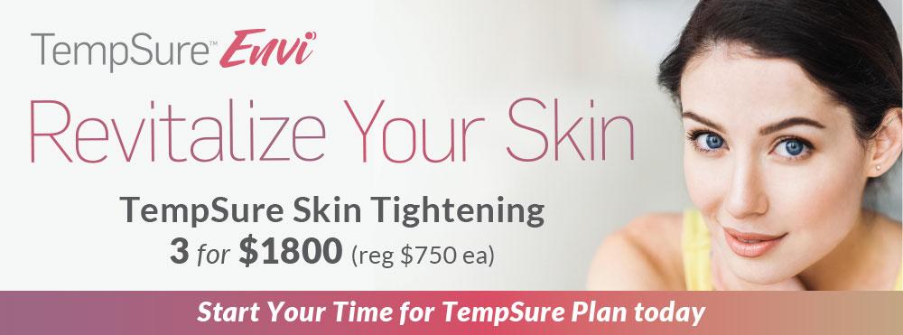 Radiance TempSure Skin Tightening Special