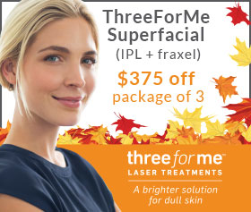 Three for Me Superfacial