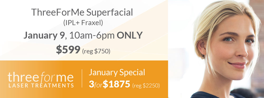 Radiance ThreeForMe Superfacial Special
