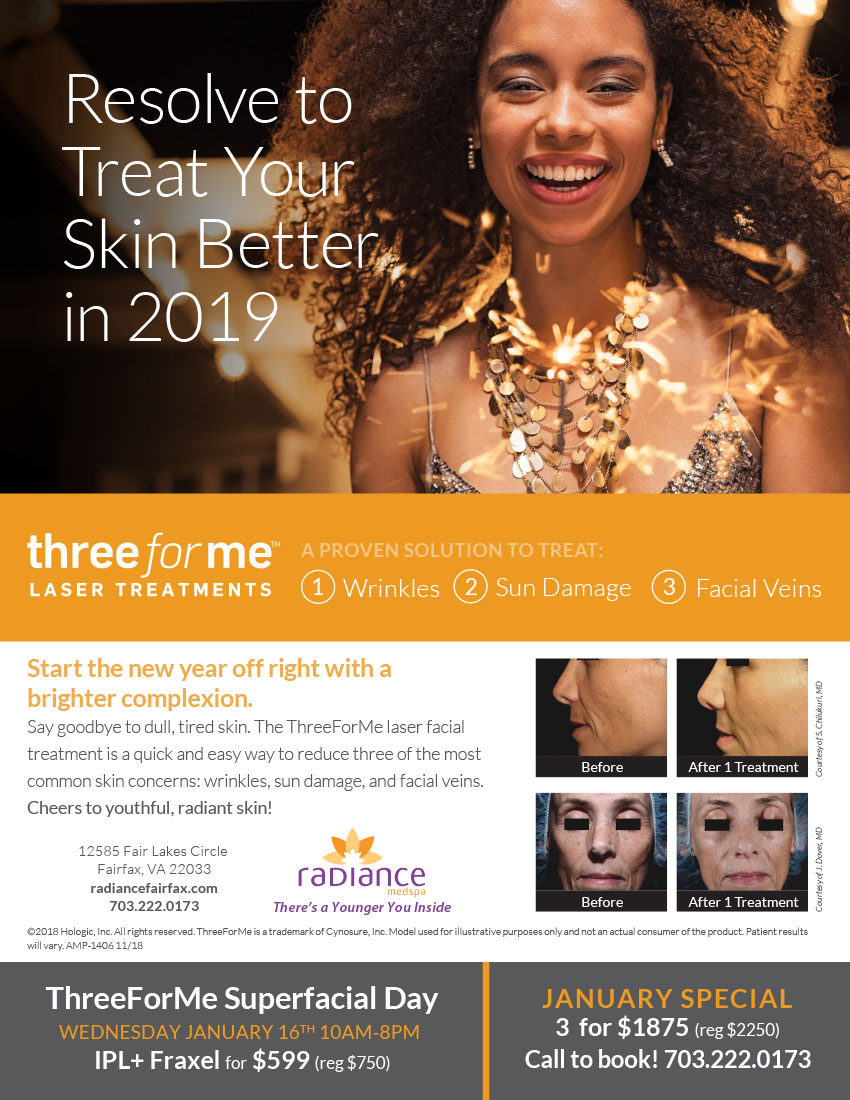 ThreeForMe Superfacial Day and January Special