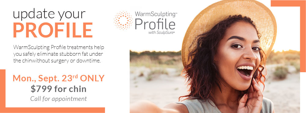 Radiance WarmSculpting Chin Special