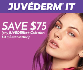 Juvederm Savings