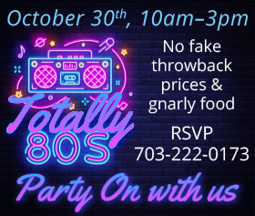 80s Halloween Party