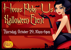 Halloween One Day Event