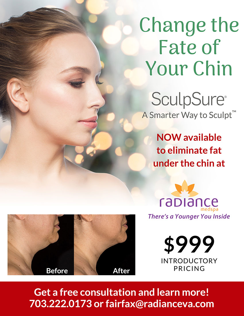 SculpSure chin fat removal discount & event