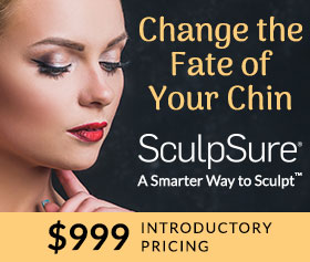 New SculpSure for Chin fat