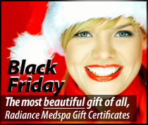 Black Friday Gift Certificate Deal