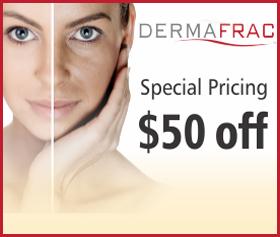 DermaFrac Promo