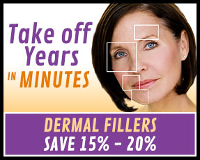 Dermal Filler Savings