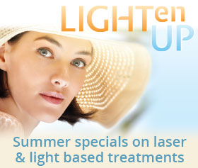 Radiance Lighten Up Laser Treatment Specials