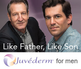 Radiance Juvederm Filler Treatments for Men